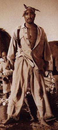 Биография Tupac Amaru Shakur. 2pac биография.
